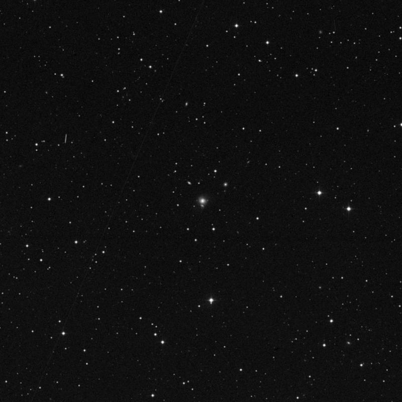 Image of NGC 7792 - Lenticular Galaxy in Pegasus star