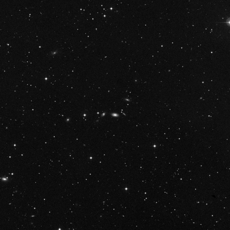 Image of NGC 7803 - Lenticular Galaxy in Pegasus star