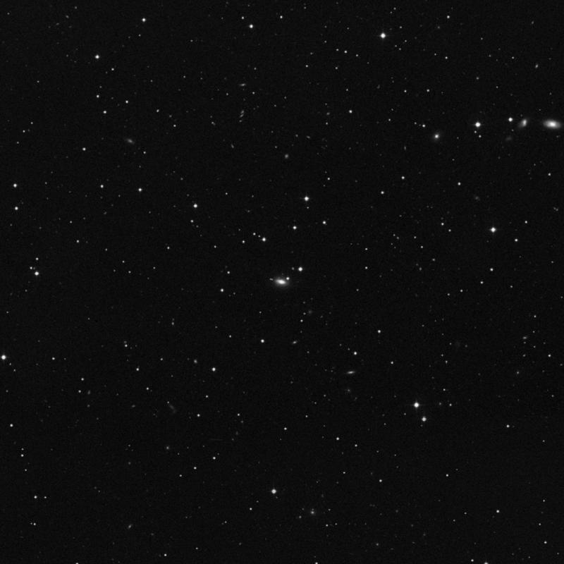 Image of NGC 7810 - Lenticular Galaxy in Pegasus star