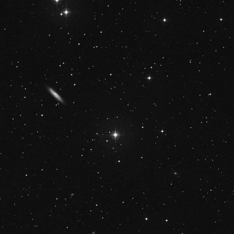 Image of NGC 7815 - Star in Pegasus star