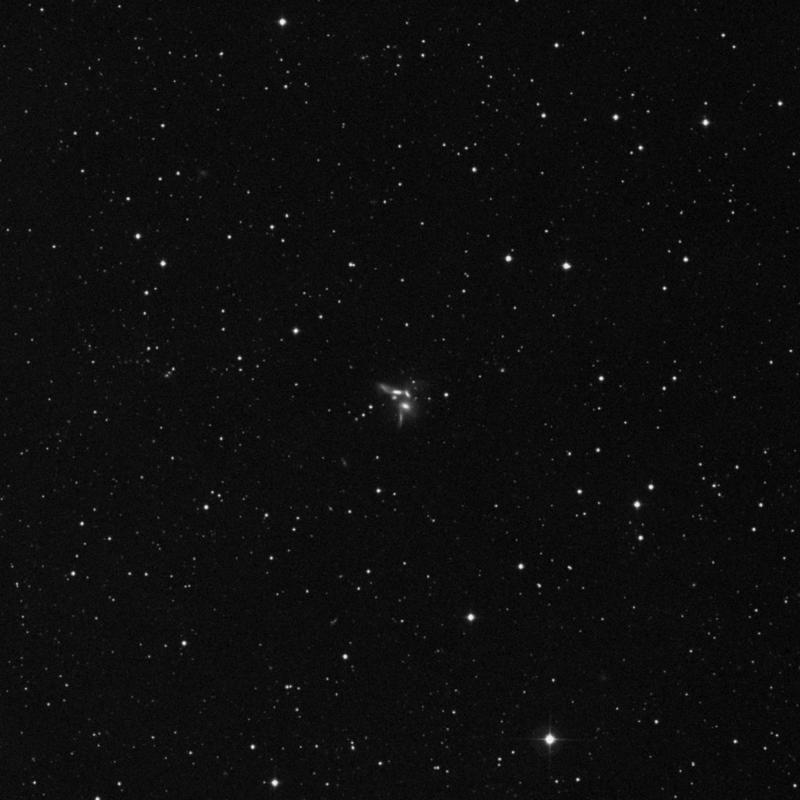 Image of HCG079 (Seyfert's Sextet) - Group of Galaxies star
