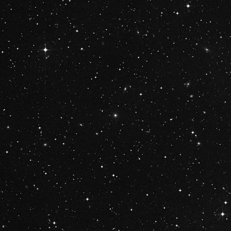 Image of IC 1421 - Elliptical Galaxy in Aquarius star