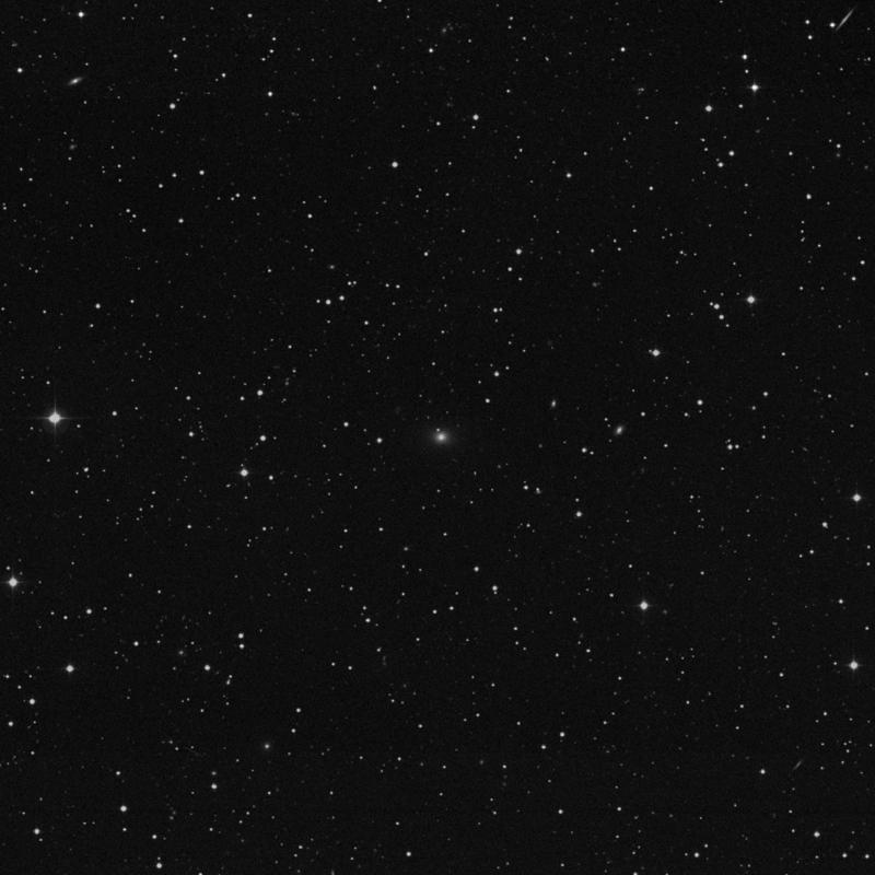 Image of IC 1425 - Elliptical Galaxy in Pegasus star