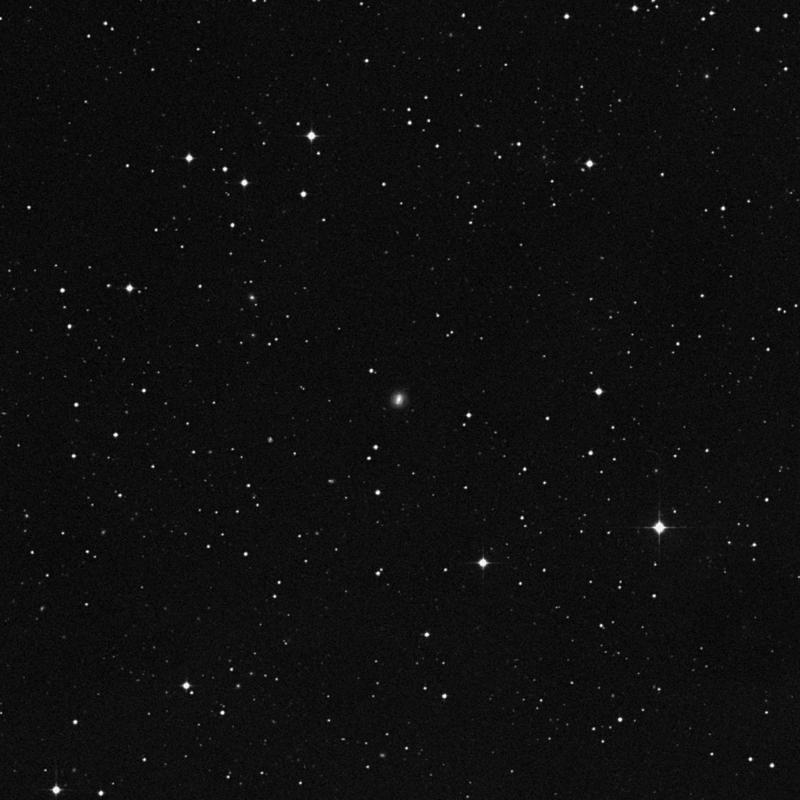 Image of IC 1453 - Intermediate Spiral Galaxy star