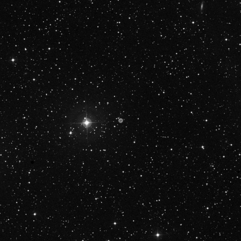 Image of IC 1454 - Planetary Nebula star