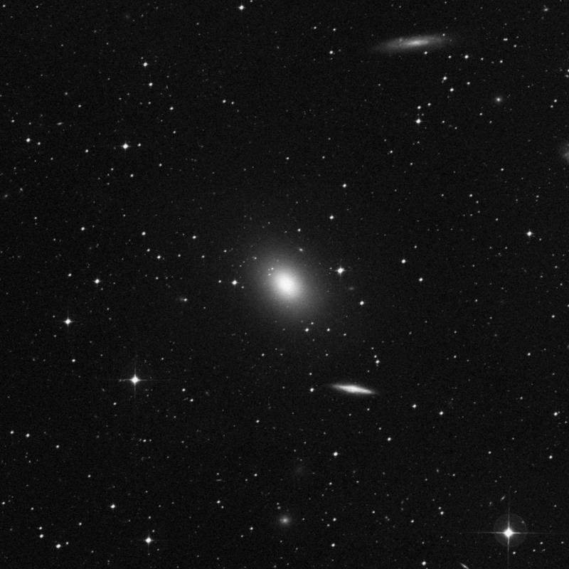 Image of IC 1459 - Elliptical Galaxy in Grus star