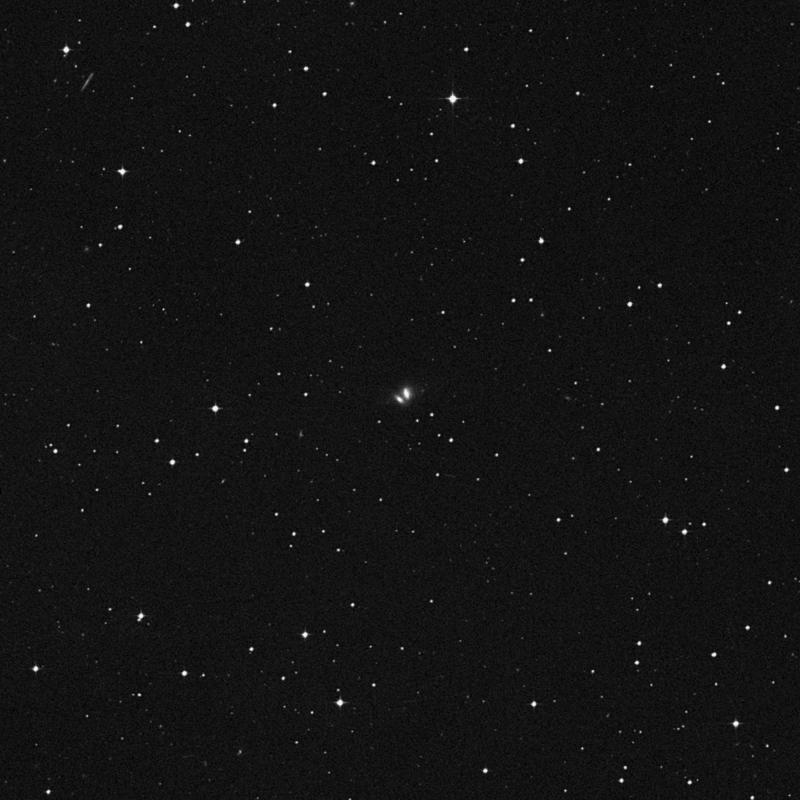 Image of IC 1464A - Galaxy in Aquarius star