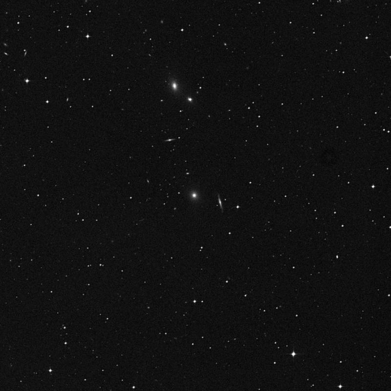 Image of IC 1479 - Elliptical/Spiral Galaxy in Aquarius star