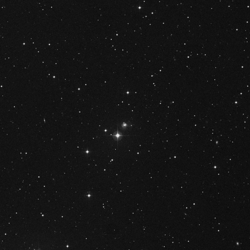 Image of IC 1481 - Spiral Galaxy star