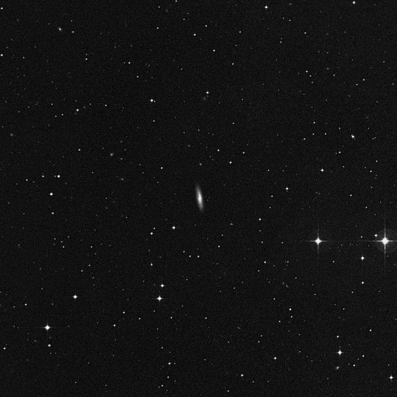 Image of IC 1498 - Barred Spiral Galaxy star