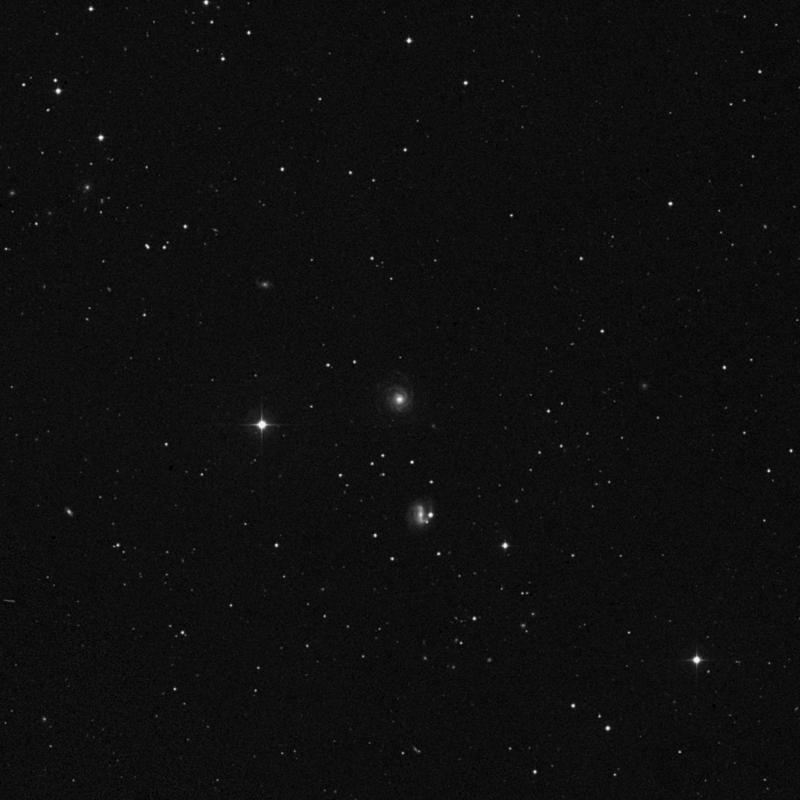 Image of IC 1516 - Spiral Galaxy star