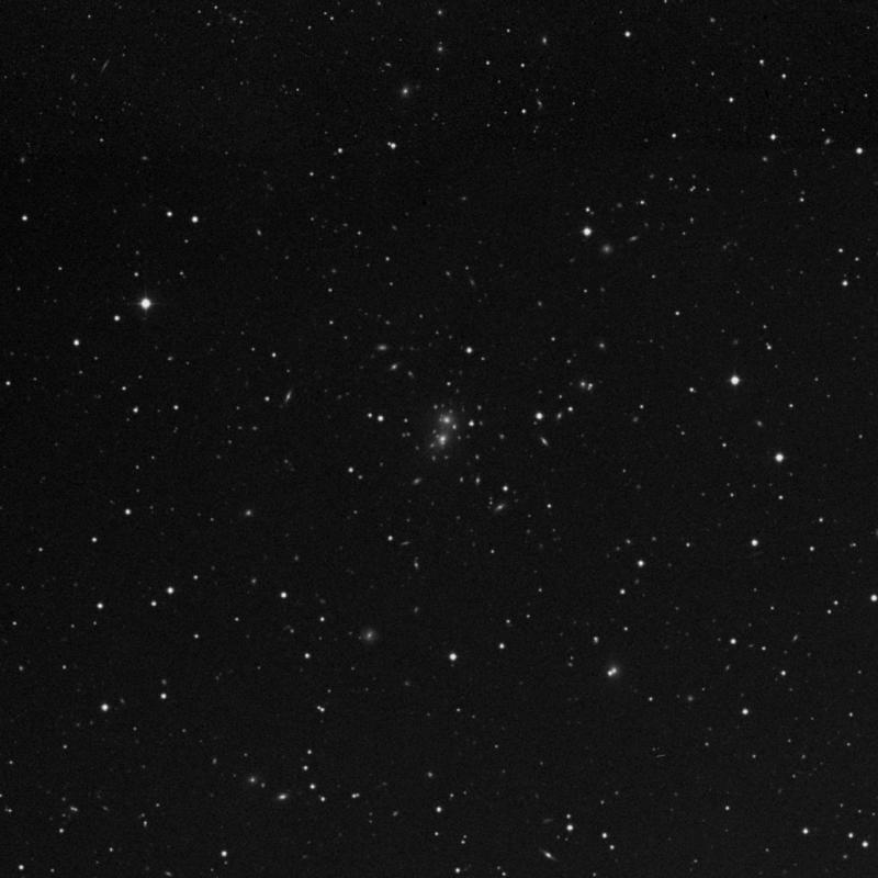 Image of IC 1635 - Elliptical Galaxy in Pisces star