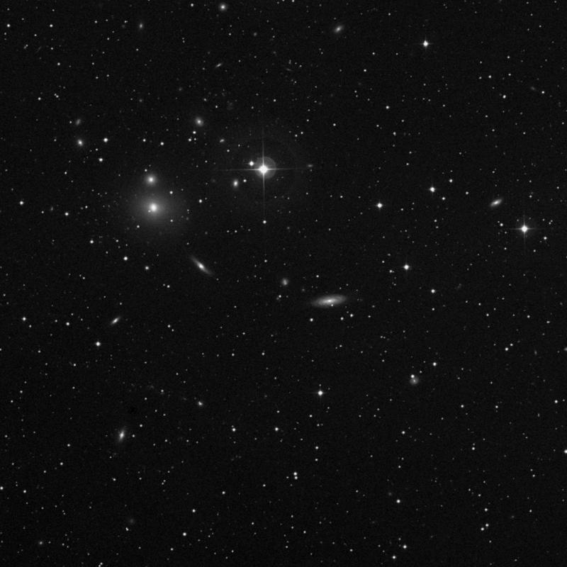 Image of IC 1685 - Galaxy star