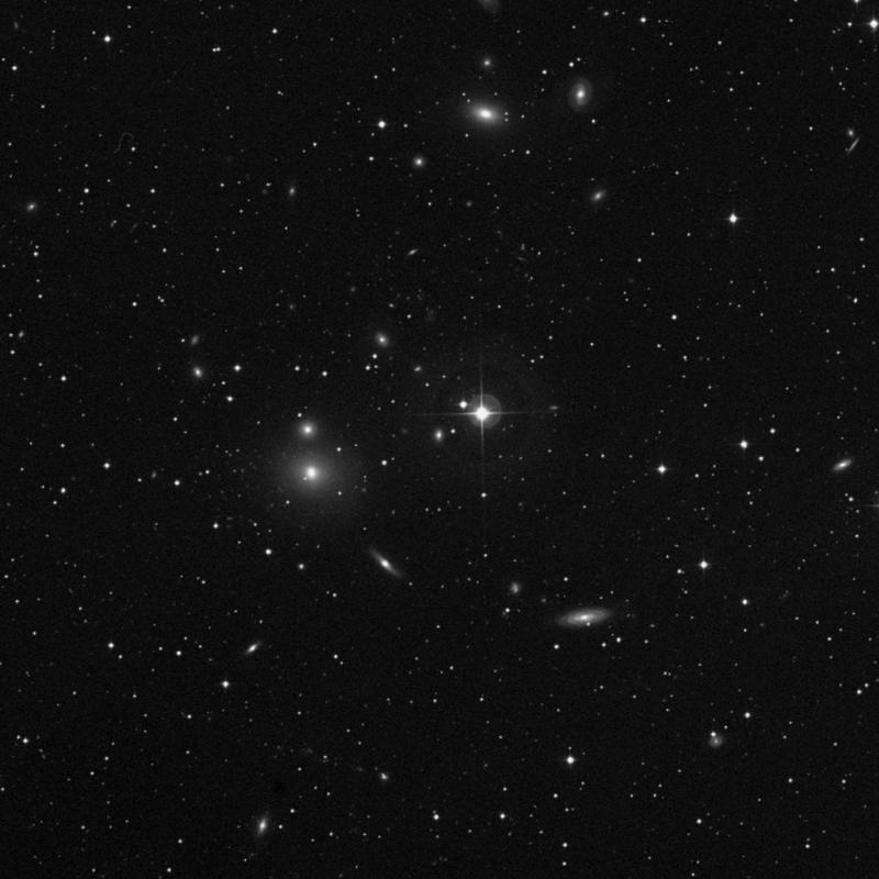 Image of IC 1687 - Lenticular Galaxy in Pisces star