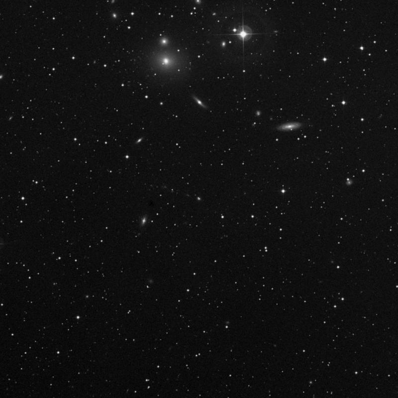 Image of IC 1688 - Elliptical Galaxy in Pisces star