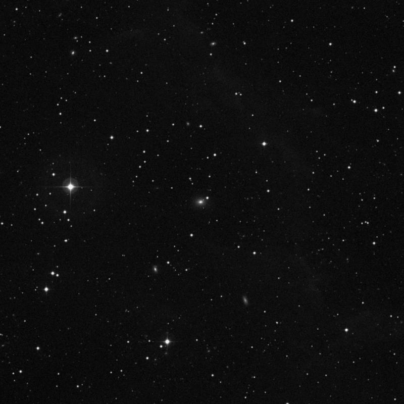Image of IC 1701 - Elliptical Galaxy in Pisces star