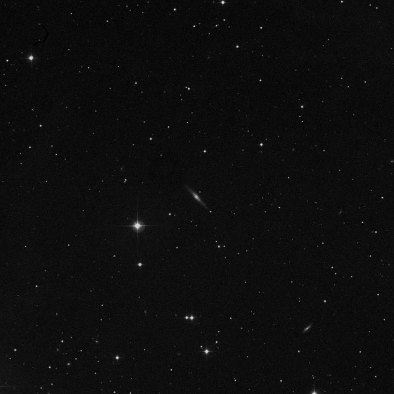 Image of IC 1711 - Spiral Galaxy star