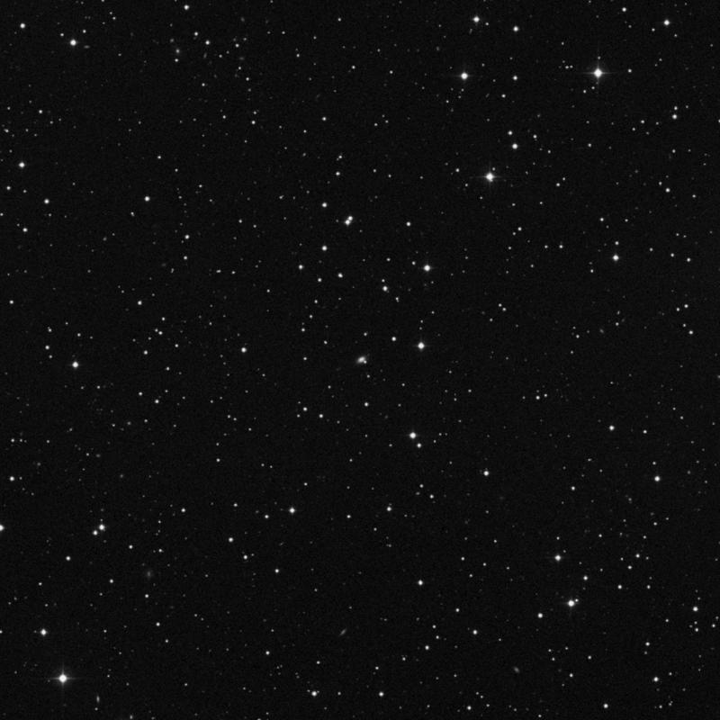 Image of IC 1718 - Galaxy in Triangulum star
