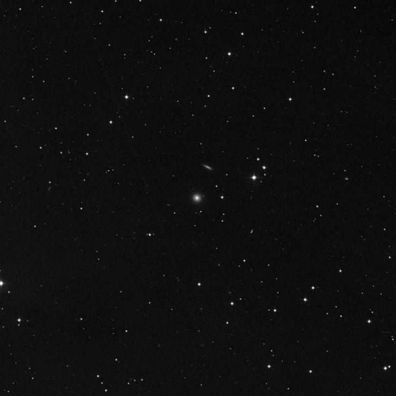 Image of IC 1791 - Lenticular Galaxy in Aries star