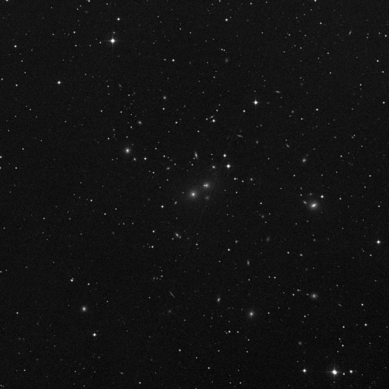 Image of IC 1804 - Elliptical Galaxy in Aries star