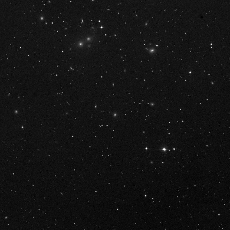 Image of IC 1806 - Elliptical Galaxy in Aries star