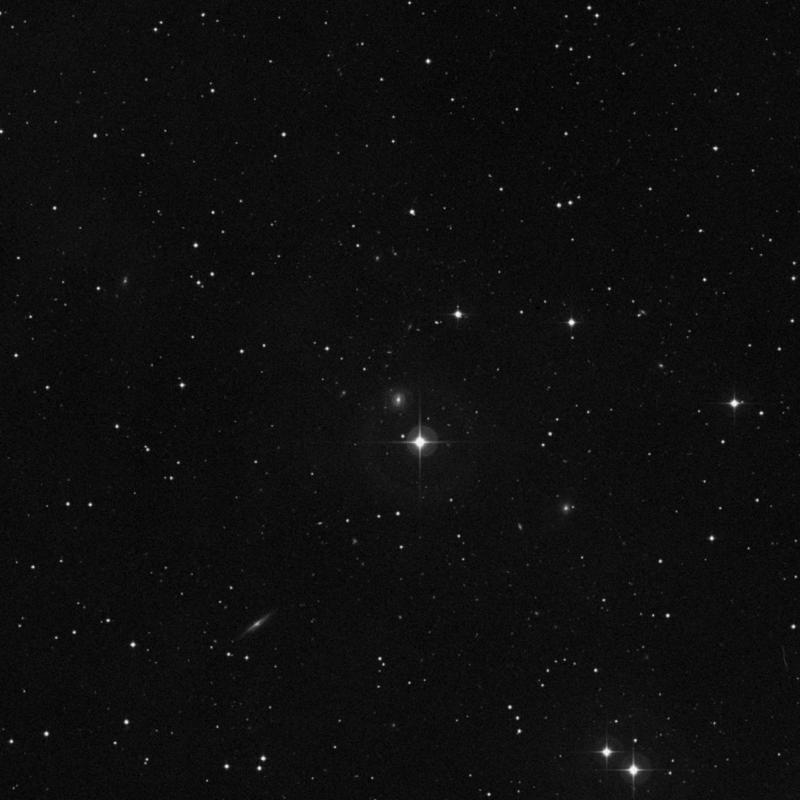 Image of IC 1930 - Elliptical Galaxy in Taurus star