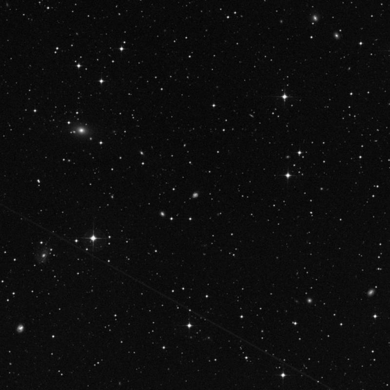 Image of IC 2021 - Spiral Galaxy in Dorado star
