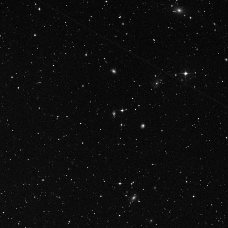 Image of IC 2029 -  Galaxy in Dorado star
