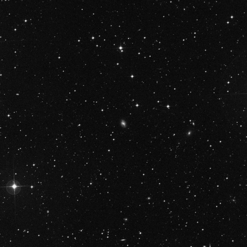 Image of IC 2050 - Barred Spiral Galaxy in Dorado star