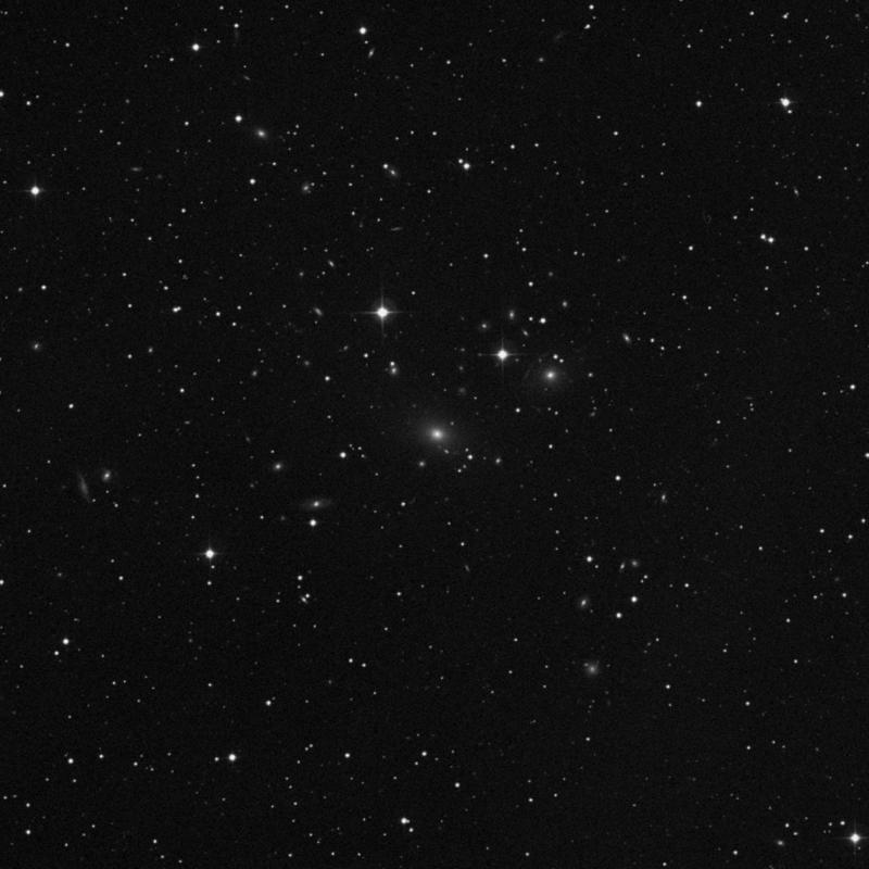 Image of IC 227 - Elliptical Galaxy in Triangulum star