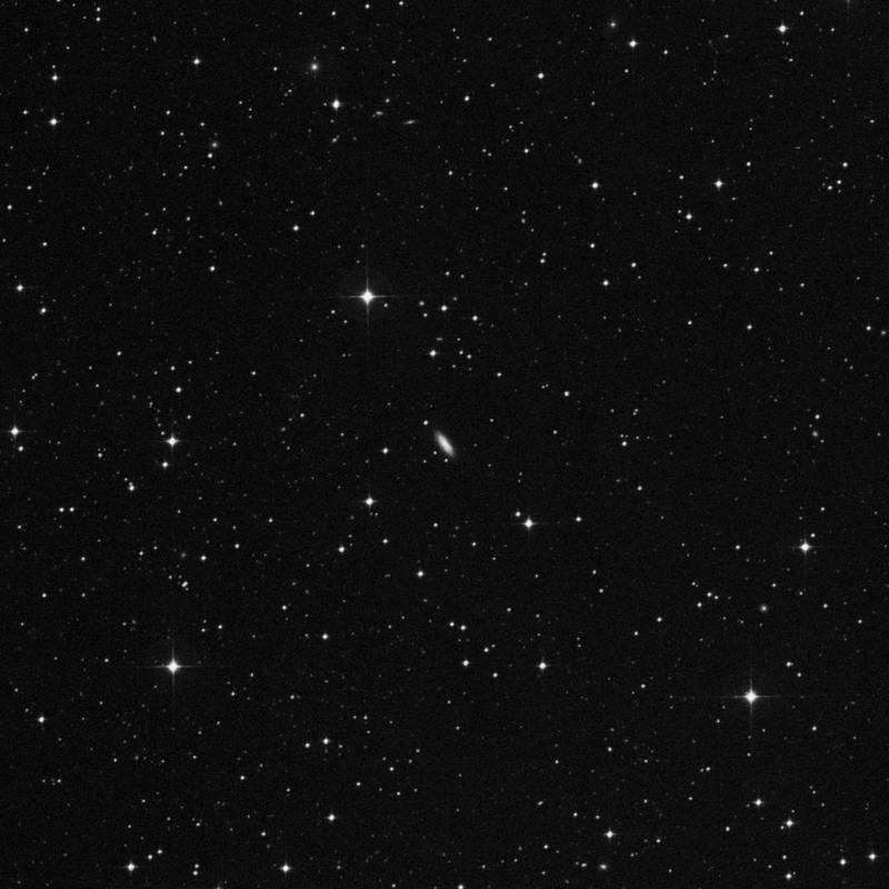Image of IC 2065 - Spiral Galaxy in Dorado star