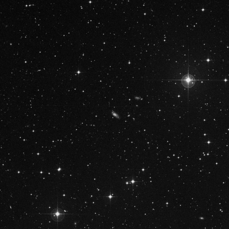 Image of IC 2073 -  Galaxy in Dorado star