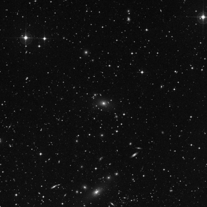 Image of IC 2081 - Elliptical/Spiral Galaxy in Dorado star