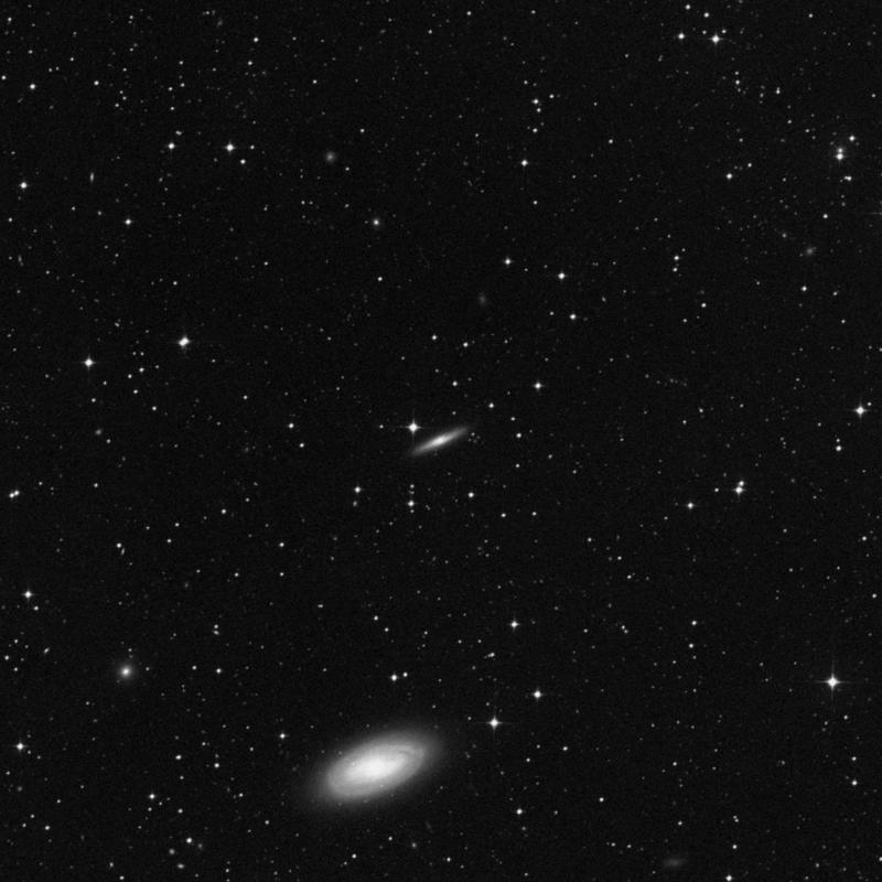 Image of IC 2085 - Lenticular Galaxy in Dorado star