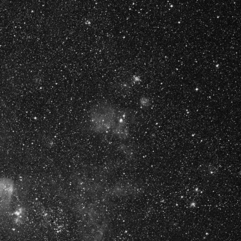 Image of IC 2105 - Star Cluster + Nebula in Dorado star