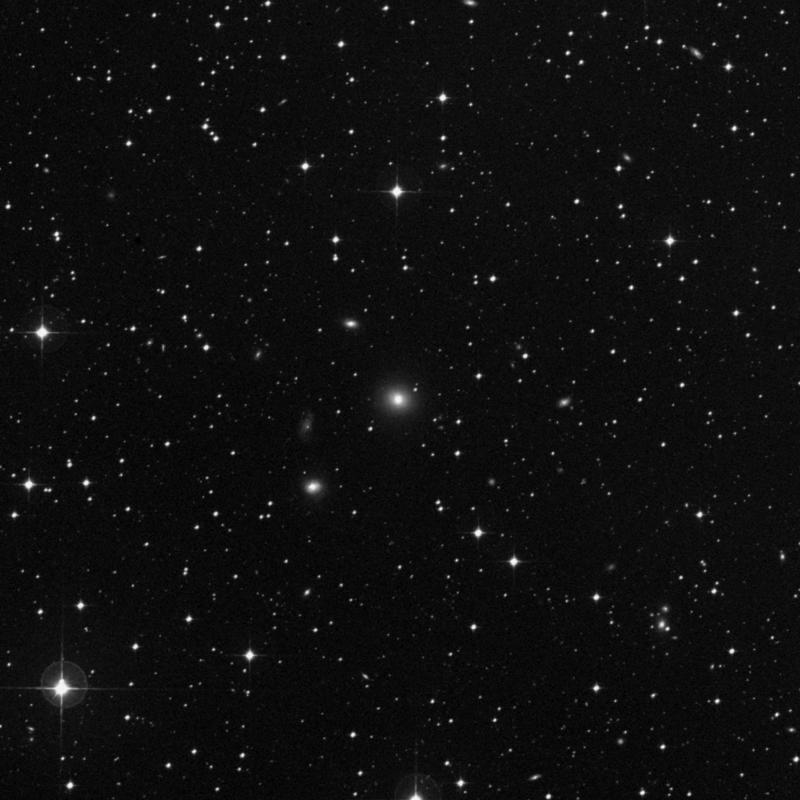 Image of IC 2122 - Elliptical/Spiral Galaxy in Columba star