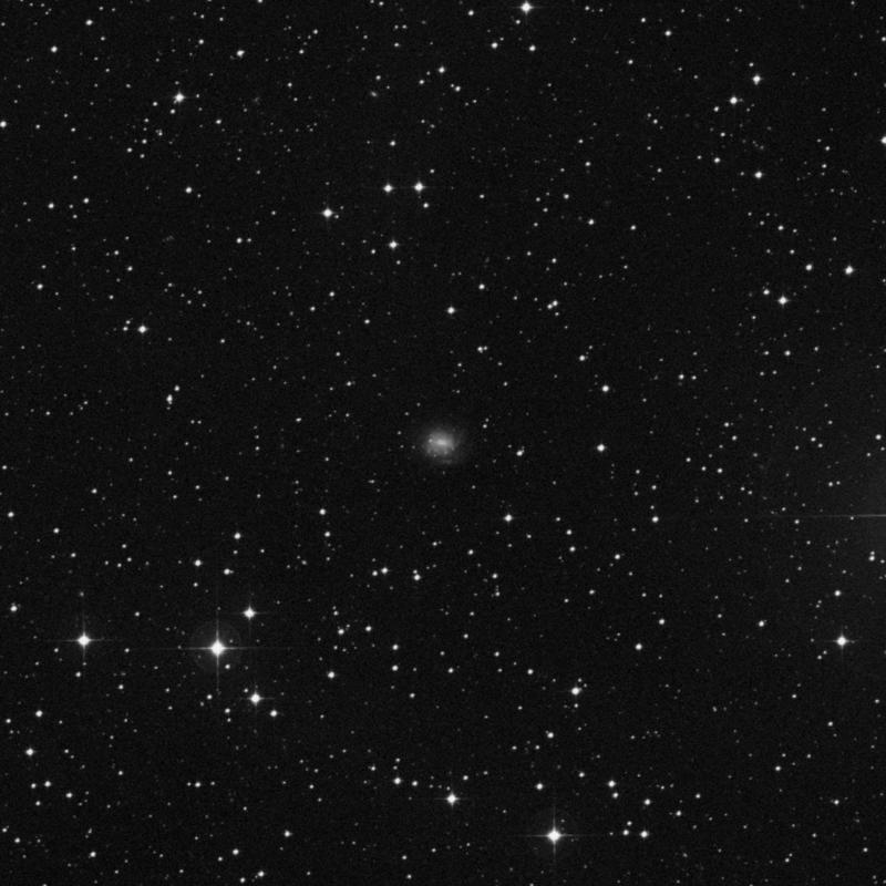 Image of IC 2147 - Spiral Galaxy in Columba star