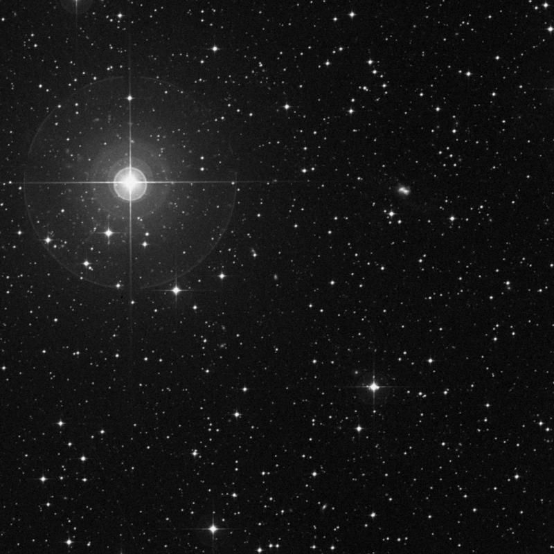 Image of IC 2155 - Galaxy in Columba star
