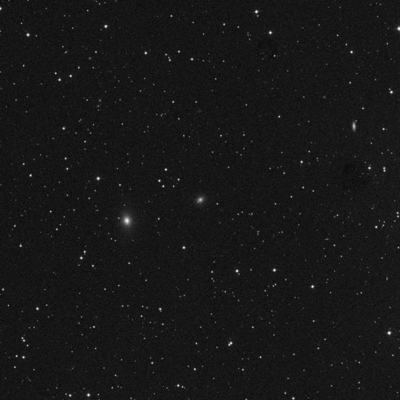 Image of IC 2174 - Barred Spiral Galaxy star