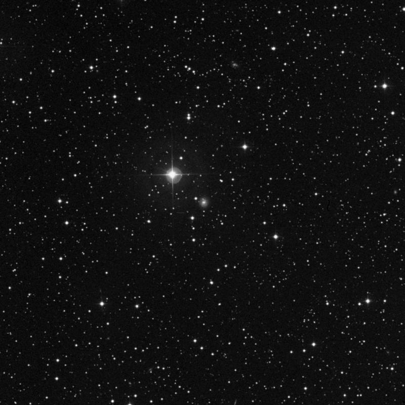Image of IC 2180 - Spiral Galaxy star