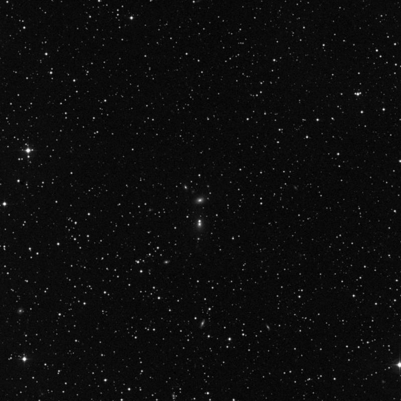 Image of IC 2188 - Lenticular Galaxy in Gemini star