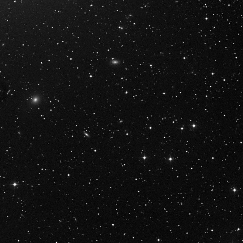 Image of IC 2192 - Galaxy in Gemini star