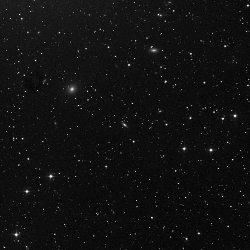 Image of IC 2194 - Lenticular Galaxy in Gemini star