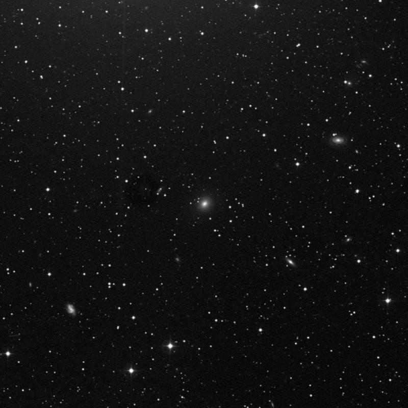 Image of IC 2196 - Elliptical Galaxy in Gemini star