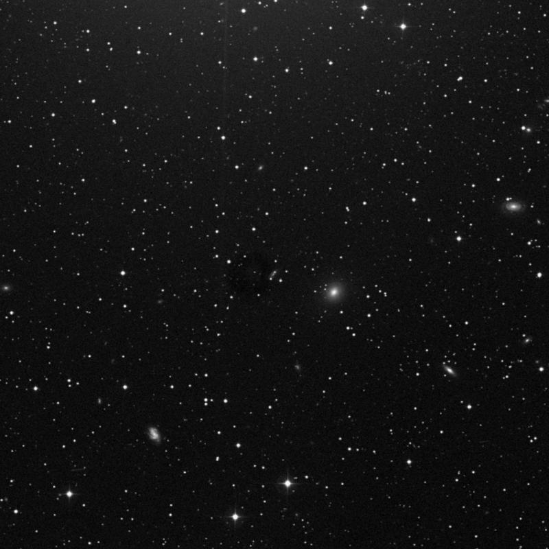 Image of IC 2197 - Galaxy in Gemini star