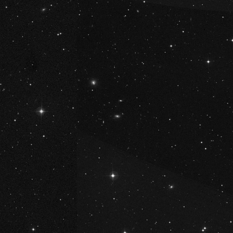 Image of IC 2465 - Lenticular Galaxy in Leo star