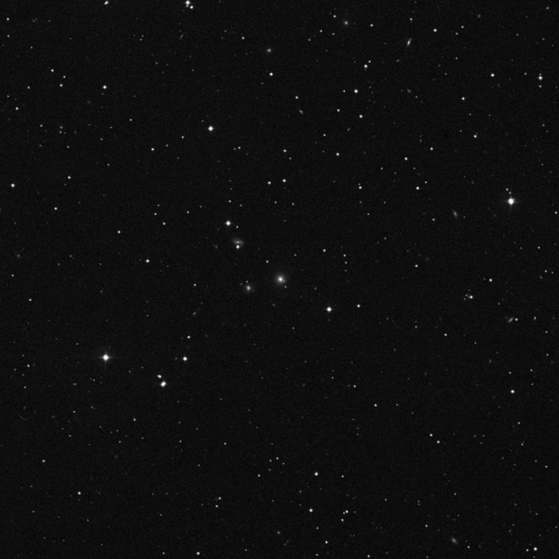 Image of IC 2467 - Elliptical Galaxy in Leo Minor star