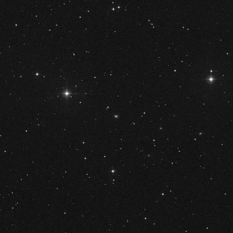 Image of IC 2491 - Lenticular Galaxy in Leo Minor star