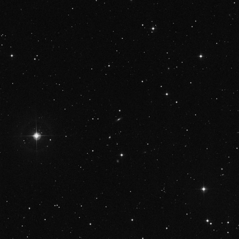 Image of IC 2547 - Spiral Galaxy in Leo Minor star