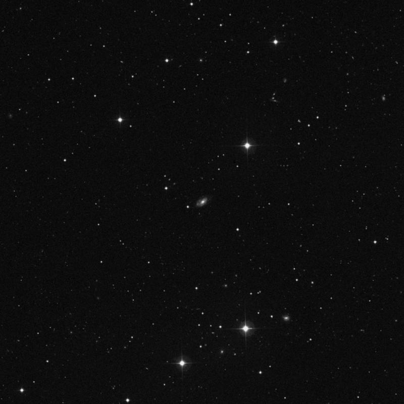 Image of IC 2591 -  Galaxy in Leo Minor star